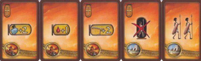 ケメト 神性介入カード