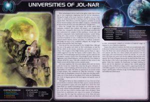 トワイライトインぺリウムⅣ 勢力 JOL-NOR