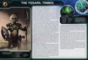 トワイライトインぺリウムⅣ 勢力 YSSARIL