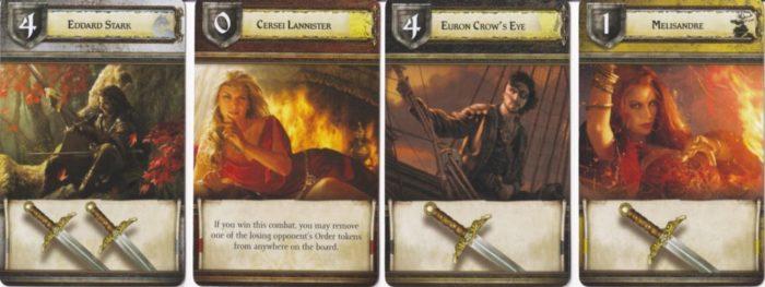 ゲーム・オブ・スローンズ 家カード