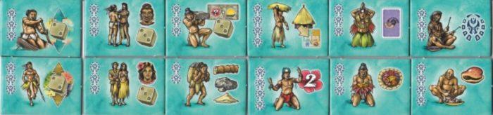 ボラボラ 男性アクションタイルの画像