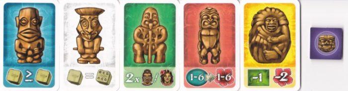 ボラボラ 神カードと神タイルの画像