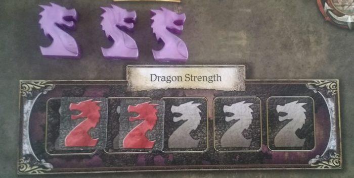マザー・オブ・ドラゴンズ ドラゴンのユニット