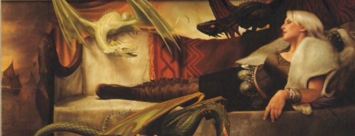 マザー・オブ・ドラゴンズ ヘッダ画像 デナーリス・ターガリエン