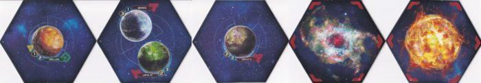 トワイライトインぺリウムⅣ セッティング時の開始タイル