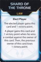 トワイライトインぺリウムⅣ 1VPとなる議題カード