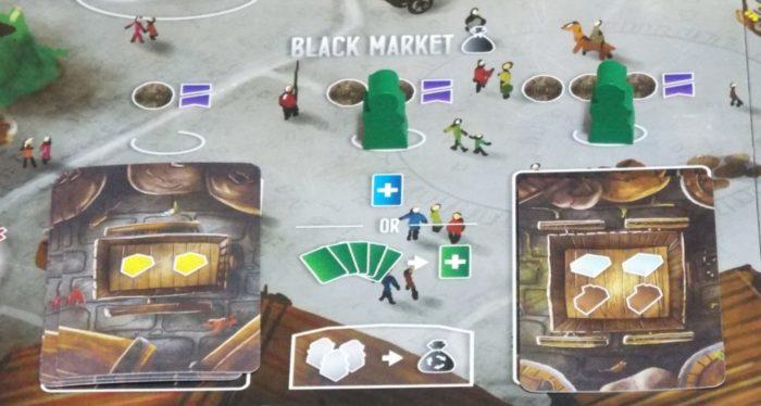 アーキテクツ・オブ・ザ・ウェスト・キングダム ブラックマーケットの画像