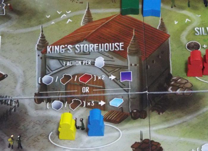 アーキテクツ・オブ・ザ・ウェスト・キングダム 国王の倉庫の画像