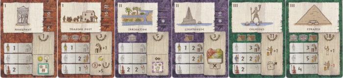 GENTES 文明カード