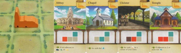 タイニータウン 宗教系の建物