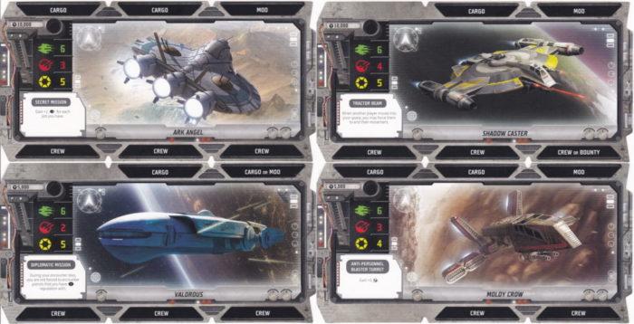 スター・ウォーズ アウター・リム 宇宙船のイメージ2