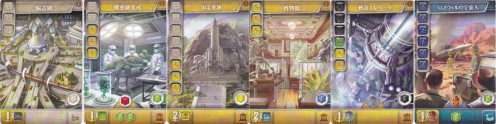 イッツアワンダフルワールド コンボ点数の発展カード